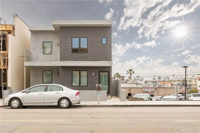 1331 Manhattan Avenue UNIT C, Hermosa Beach, CA 90254 - MLS#: SB18114076