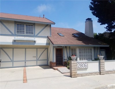 2806 Green Lane, Redondo Beach, CA 90278 - MLS#: SB18114770