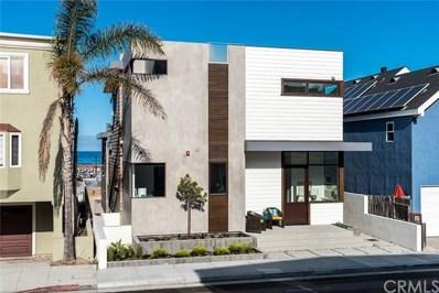1121 Manhattan Ave, Hermosa Beach, CA 90254 - MLS#: SB18116434