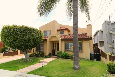 1708 Clark Lane UNIT A, Redondo Beach, CA 90278 - MLS#: SB18118970