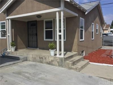5061 Filmore Street, Bell, CA 90201 - MLS#: SB18119990