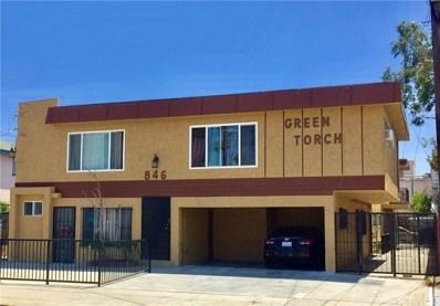 846 W Alondra Boulevard, Gardena, CA 90247 - MLS#: SB18120519