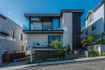 615 7th Street, Hermosa Beach, CA 90254 - MLS#: SB18120624