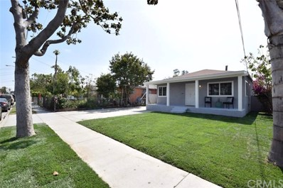 10927 Eastwood Avenue, Inglewood, CA 90304 - MLS#: SB18121000
