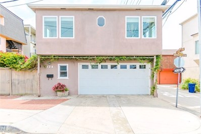 126 8th Street, Hermosa Beach, CA 90254 - MLS#: SB18121226
