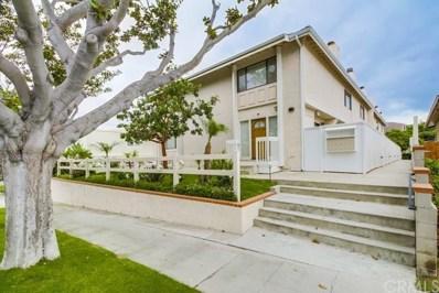108 S Irena Avenue UNIT F, Redondo Beach, CA 90277 - MLS#: SB18121542