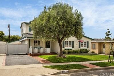815 Teri Avenue, Torrance, CA 90503 - MLS#: SB18121559