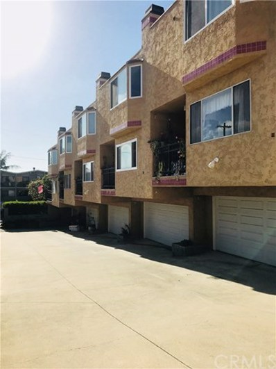 3615 S Carolina Street UNIT 3, San Pedro, CA 90731 - MLS#: SB18122453