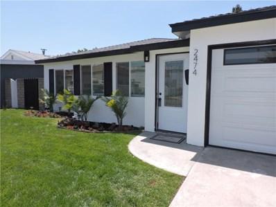 2474 W 236th Street, Torrance, CA 90501 - MLS#: SB18126286