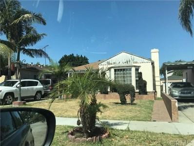 10415 Washington Avenue, South Gate, CA 90280 - MLS#: SB18129017