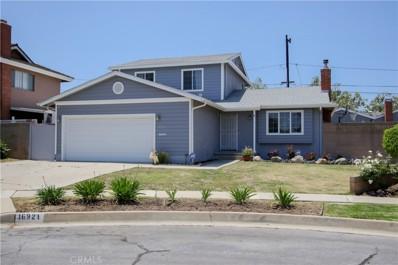 16921 W Taylor Court W, Torrance, CA 90504 - MLS#: SB18129192