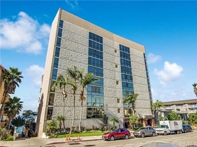 531 Esplanade UNIT 714, Redondo Beach, CA 90277 - MLS#: SB18130563