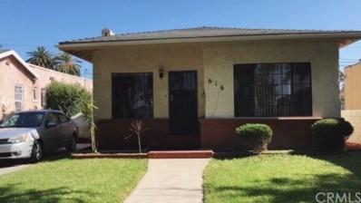 616 W 105th Street, Los Angeles, CA 90044 - MLS#: SB18130680