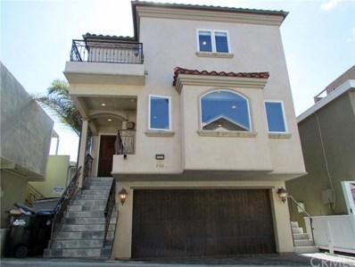 728 Sunset Drive, Hermosa Beach, CA 90254 - MLS#: SB18131510