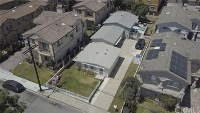 1907 Plant Avenue, Redondo Beach, CA 90278 - MLS#: SB18132488
