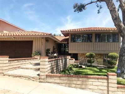 2153 W Rockinghorse Road, Rancho Palos Verdes, CA 90275 - MLS#: SB18133960