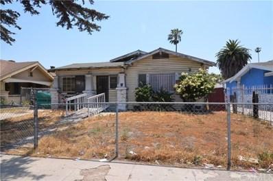 550 W 47th Street, Los Angeles, CA 90037 - MLS#: SB18136108