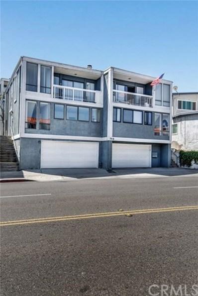748 Manhattan Beach Boulevard UNIT A, Manhattan Beach, CA 90266 - MLS#: SB18136890