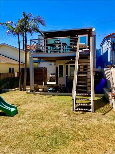 132 33rd Place, Hermosa Beach, CA 90254 - MLS#: SB18137622