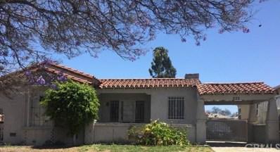 822 W 110th Street, Los Angeles, CA 90044 - MLS#: SB18138131