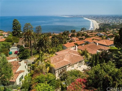 820 Via Somonte, Palos Verdes Estates, CA 90274 - MLS#: SB18138452