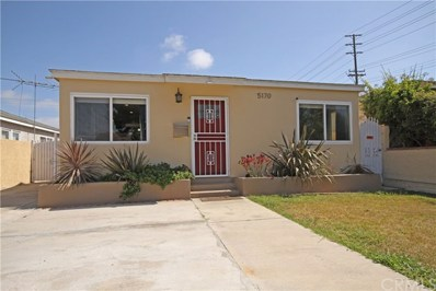 5170 W 134th Place, Hawthorne, CA 90250 - MLS#: SB18138491