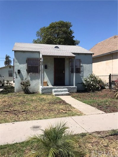 237 E 81st Street, Los Angeles, CA 90003 - MLS#: SB18139268