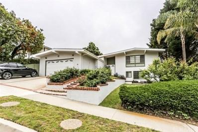 6812 Eddinghill Drive, Rancho Palos Verdes, CA 90275 - MLS#: SB18141076