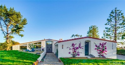 1356 Via Coronel, Palos Verdes Estates, CA 90274 - MLS#: SB18141747