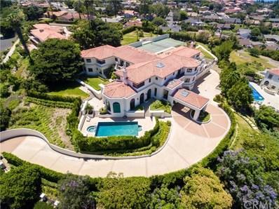 2228 Via Cerritos, Palos Verdes Estates, CA 90274 - MLS#: SB18147528