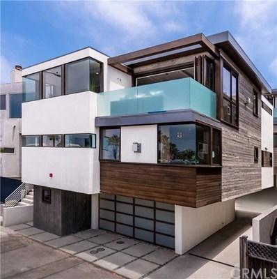 1120 Palm Drive, Hermosa Beach, CA 90254 - MLS#: SB18149119