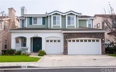 718 Amy Lane, Redondo Beach, CA 90278 - MLS#: SB18152050