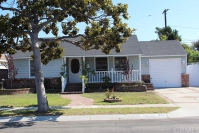 1834 Middlebrook Road, Torrance, CA 90501 - MLS#: SB18156570