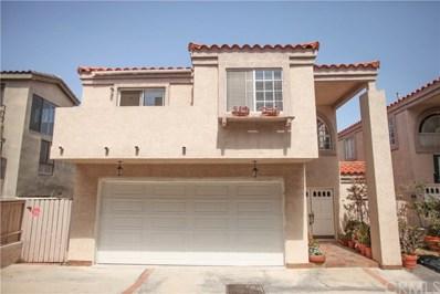 118 S Prospect Avenue UNIT B, Redondo Beach, CA 90277 - MLS#: SB18157085