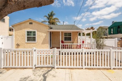 707 Garnet Stree, Redondo Beach, CA 90277 - MLS#: SB18158073