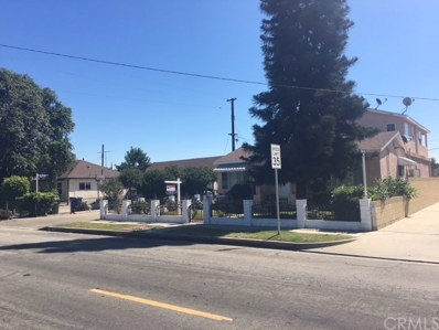 11828 Rives Avenue, Downey, CA 90241 - MLS#: SB18159035