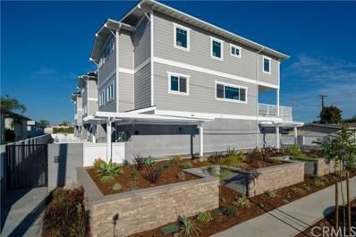 17502 Van Ness Avenue UNIT 1, Torrance, CA 90504 - MLS#: SB18161410