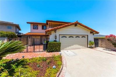 1958 Peninsula Verde Drive, Rancho Palos Verdes, CA 90275 - MLS#: SB18162942