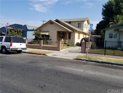 237 W 83rd Street, Los Angeles, CA 90003 - MLS#: SB18165868