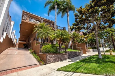 616 N Irena Avenue UNIT B, Redondo Beach, CA 90277 - MLS#: SB18165975