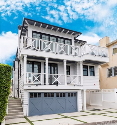 440 24th Street, Manhattan Beach, CA 90266 - MLS#: SB18166294
