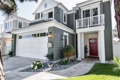 2805 Palm Avenue, Manhattan Beach, CA 90266 - MLS#: SB18167269