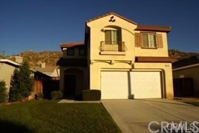 16988 Tack Lane, Moreno Valley, CA 92555 - MLS#: SB18168226