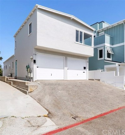 708 Loma Drive, Hermosa Beach, CA 90254 - MLS#: SB18168517