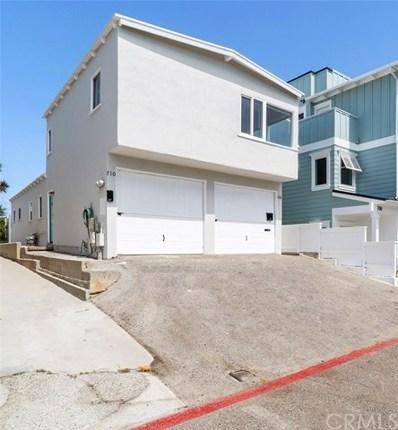 708 Loma Drive, Hermosa Beach, CA 90254 - MLS#: SB18168887