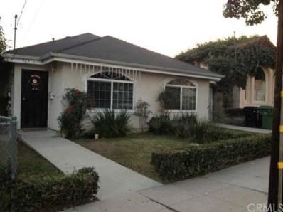 569 W 1 Street, San Pedro, CA 90731 - MLS#: SB18169684