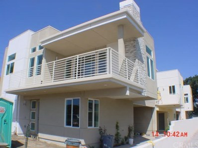 2519 Rockefeller Lane UNIT B, Redondo Beach, CA 90278 - MLS#: SB18170433