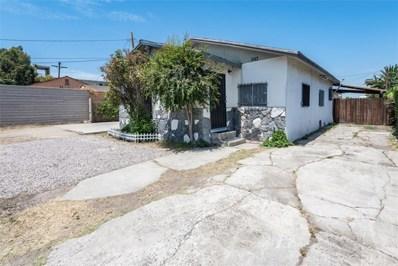 1143 W 111th Street, Los Angeles, CA 90044 - MLS#: SB18170503
