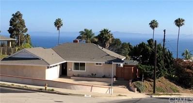 1943 Vallecito Drive, San Pedro, CA 90732 - MLS#: SB18171970
