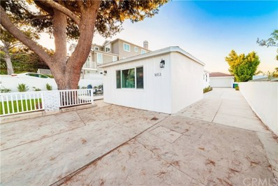 1653 3rd Street, Manhattan Beach, CA 90266 - MLS#: SB18172419